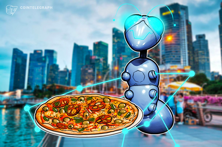 Domino's Pizza Malaysia & Singapore to Integrate DLT-Based AI for Logistics