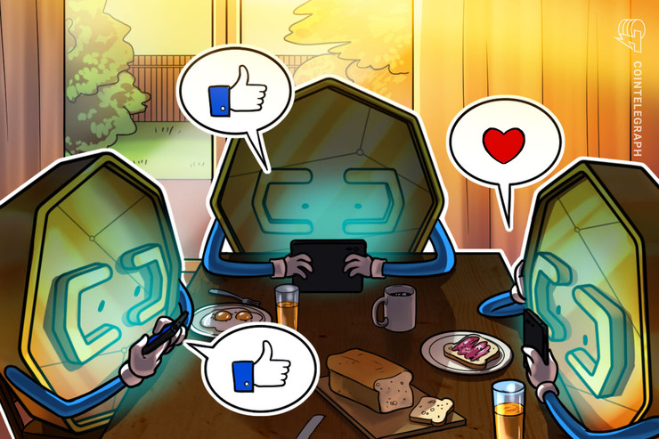 EOSIO-Based Social Media Platform Voice Briefly Goes Live Ahead of Schedule