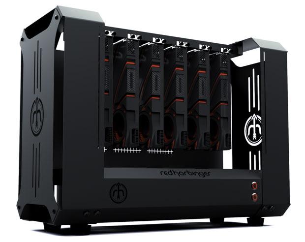 DopaMINE: Think of it as GPU mining meets Lego