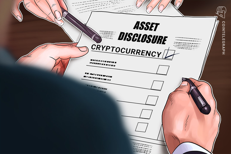 US: Members of Congress Must Disclose Crypto Holdings Above $1,000