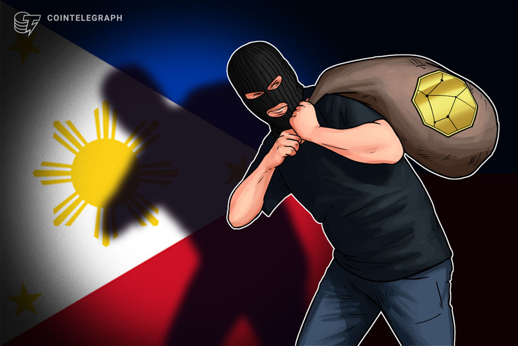 Acusan a un regulador de criptomonedas de Filipinas de malversar millones de dólares