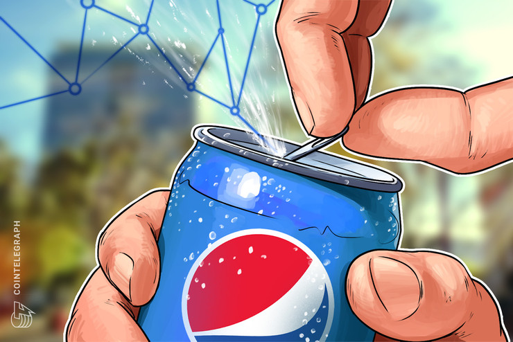 Blockchain-Driven Ad Campaign for PepsiCo Increases Efficiency By 28%