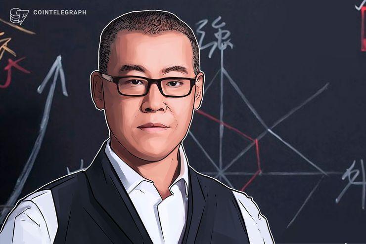 Baleia Bitcoin Li Xiaolai, da China, suspende investimentos relacionados a blockchain
