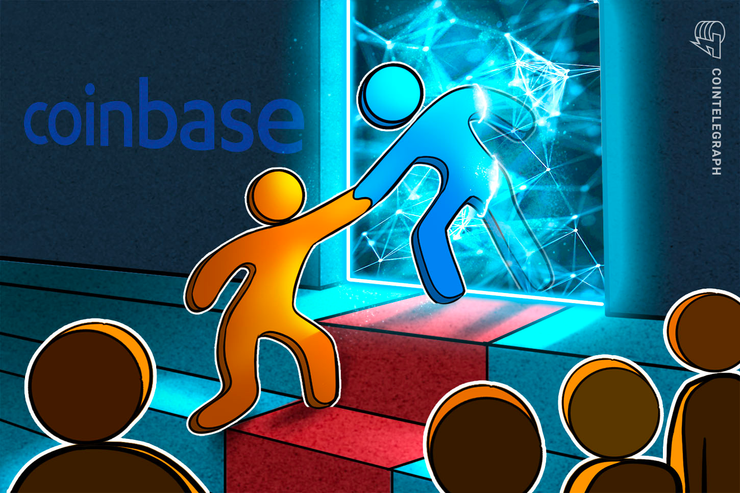 L'exchange di criptovalute Coinbase nomina Dan Yoo come nuovo vicepresidente