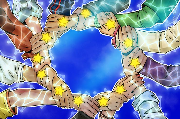 European Union Launches International Association of Trusted Blockchain Applications