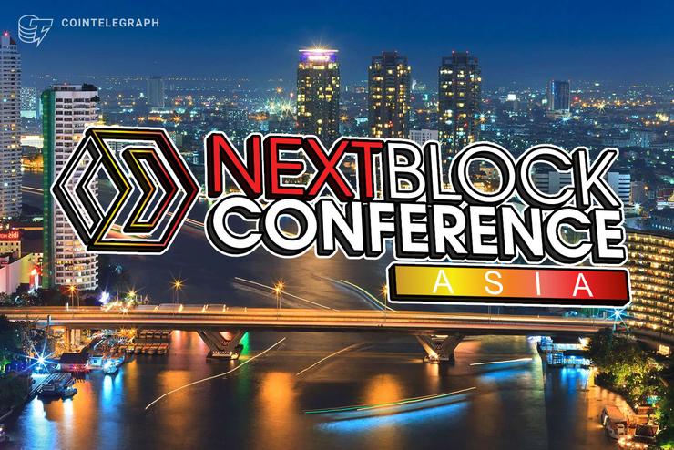 Bangkok to Host NEXT BLOCK ASIA 2.0