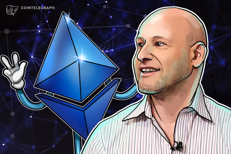 Joseph Lubin on Ethereum 2.0: ETH to Become 1,000 Times More Scalable Within 24 Months