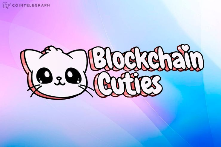 How Did CryptoBots Become So Cute? Blockchain Cuties and CryptoBots Have Partnered Together For Their First Blockchain Experiment