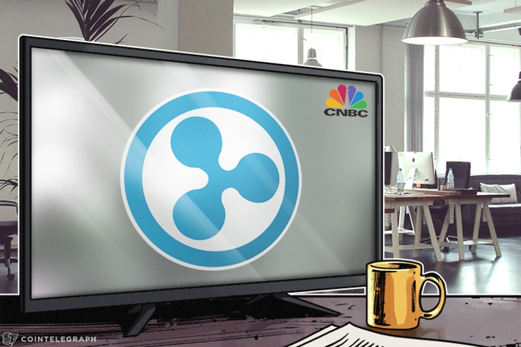 """I've Bought All That Ripple!"" CNBC Airs Bizarre Live Tutorial On Buying XRP"