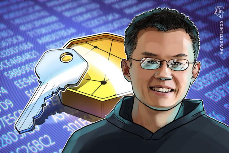 CEO di Binance: le chiavi private sono più al sicuro negli exchange che nei wallet