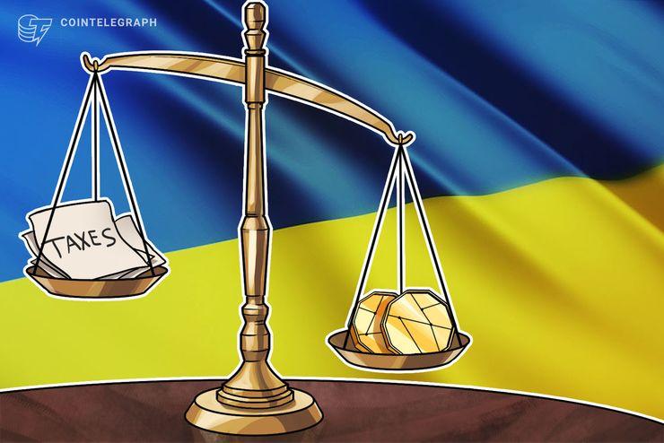 Ukrainischer Politiker fordert bis 2030 Steuerfreiheit für Kryptowährungen
