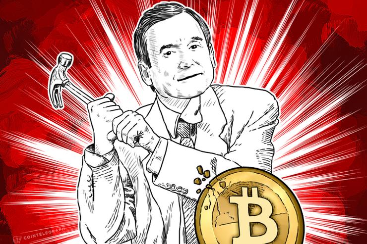 Netherlands Stockholder Association Director Calls for Immediate Ban on Bitcoin (Op-ed)