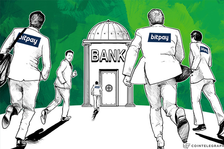 BitPay Shifts Focus from Payments and Merchants to Large Banks