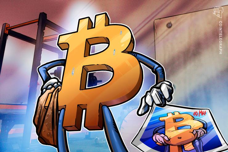 Um olhar mais atento à taxa de hash pós-halving da rede Bitcoin