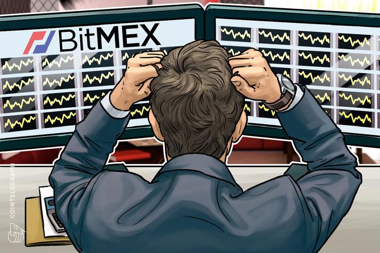 Son Dakika: BitMEX Ticaret İşlem Motoru Çöktü! [Güncellendi]