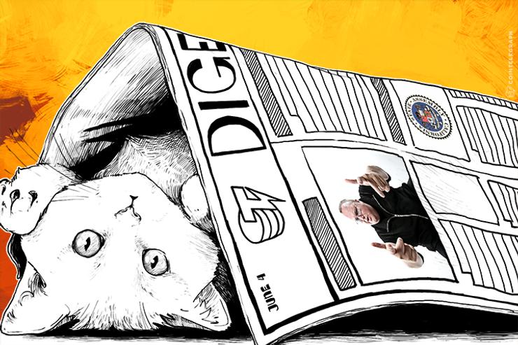 JUN 4 DIGEST: California Approves Bitcoin Bill; Kim Dotcom Beats the US in Court