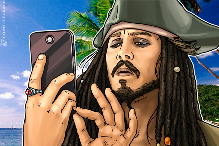 Pirate Mining Moving onto Android Phones?