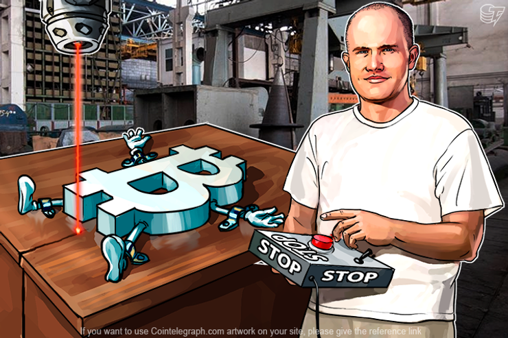 """Bitcoin Conference says Hard-Fork by 2017; Coinbase CEO says """"Too Little, Too Late"""""""