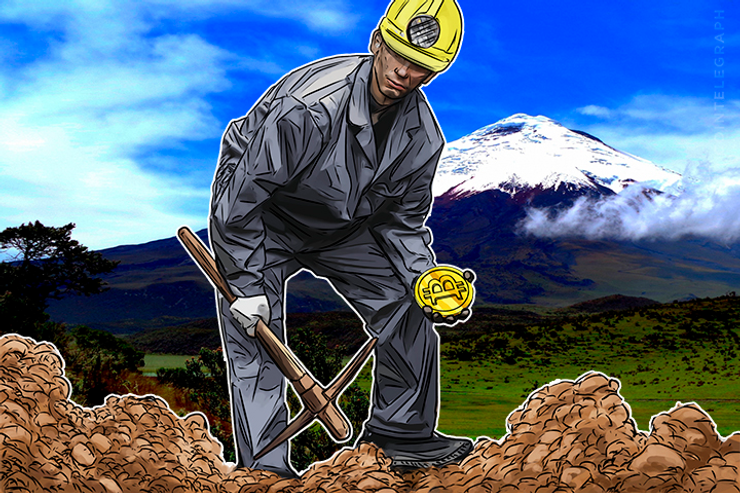 Suddenly Like Irma, Japan Conglomerate Launches Major Bitcoin Mining Center
