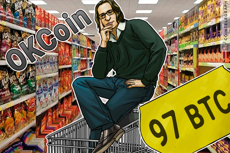 User Accuses OKCoin of Trying to Steal 97 Bitcoins: Reddit