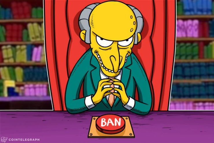 China: After Banning Exchanges, Authorities Move To Close 'Exchange-Like Services'