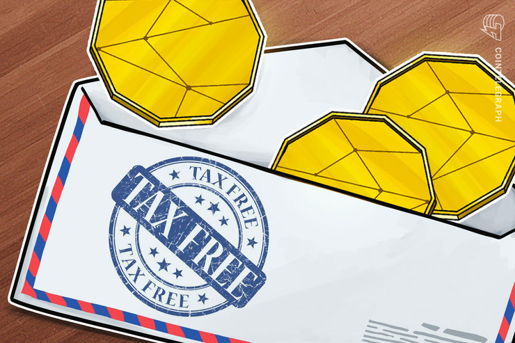 Token Taxonomy Act Includes De Minimis Tax Exemption for Crypto