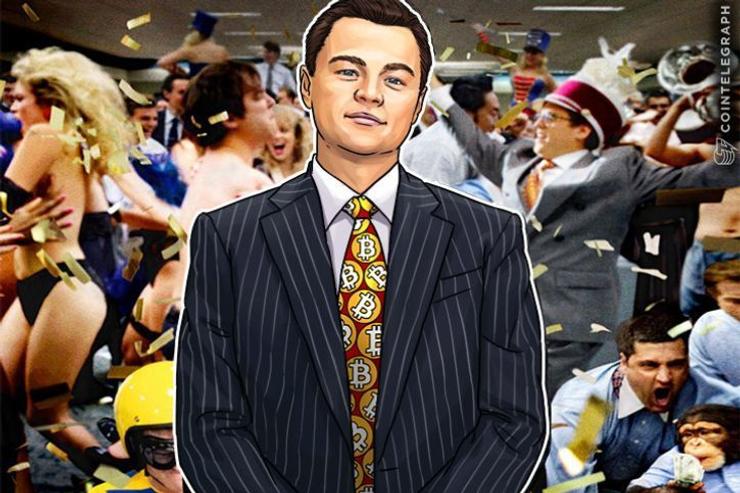 Novo jargão de Wall Street: Bitcoin