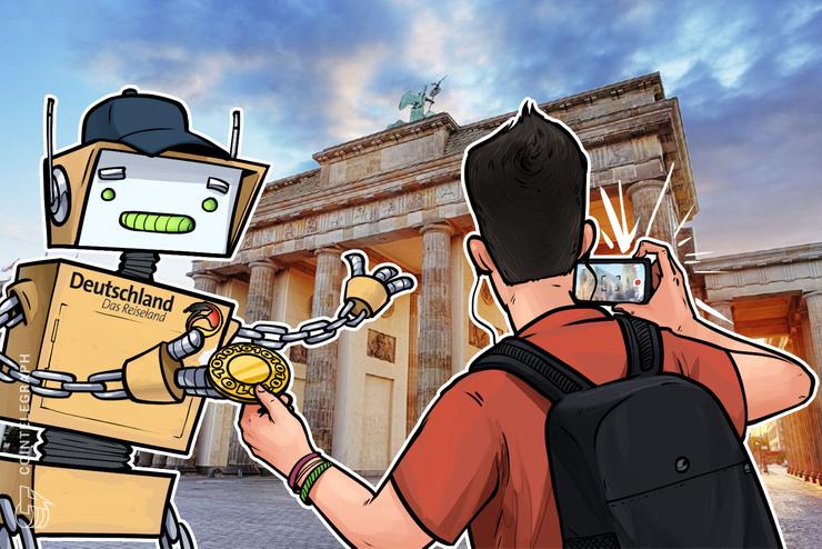 Alemanha: Centro Nacional de Turismo adiciona pagamentos em criptomoeda por serviços