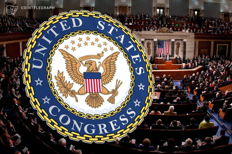 الولايات المتحدة: مشرّع يدعو لمزيدٍ من العمل من الكونغرس على تنظيم العملات المشفرة