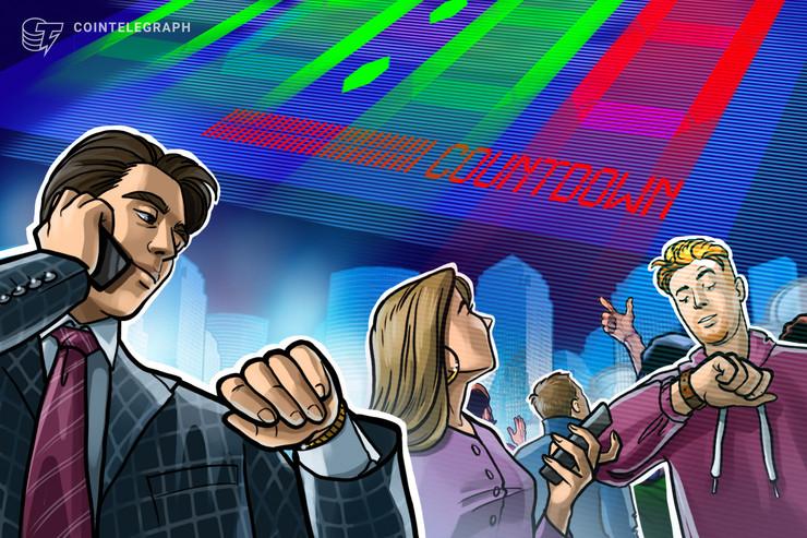 Actividades positivas 'on-chain' durante la cuenta regresiva para el halving de Bitcoin