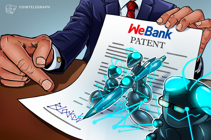 WeBank Ranks Third in Blockchain Patent Filings For 2019