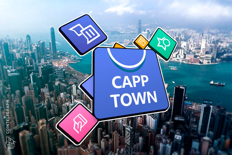 BitForex Launches CApp Town to Foster Adoption of Crypto Applications