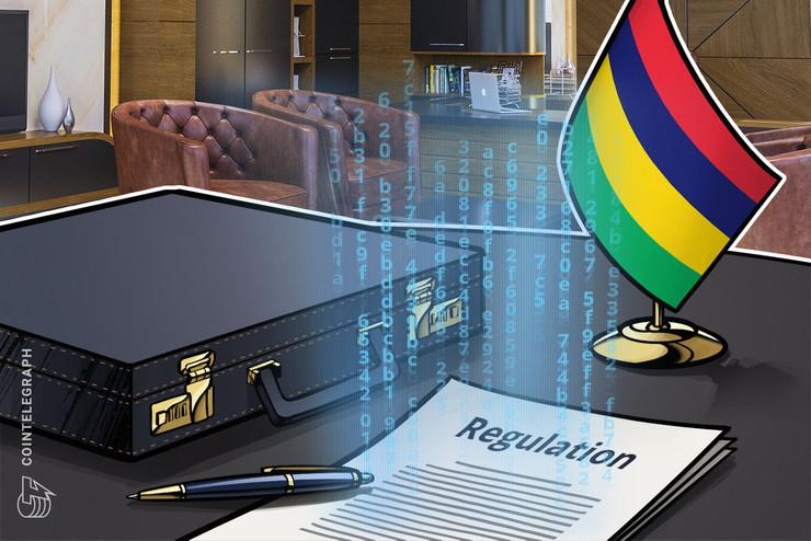 Regulador financeiro das Ilhas Maurício emite orientações sobre Security Token Offerings