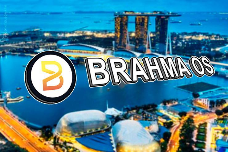 Brahma OS is The Decentralized Value Operating System Based on Revolutionary Blockchain Technology