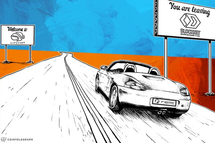 FibreCoin Leaves Blocknet, Joins SuperNET