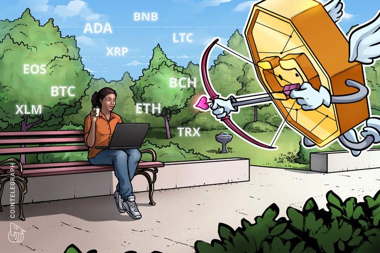 Análisis de precios del 13 de mayo: Bitcoin, Ethereum, Ripple, Bitcoin Cash, Litecoin, EOS, Binance Coin, Stellar, Cardano, TRON