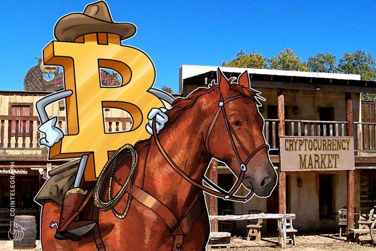 ビットコイン4000ドルを回復 仮想通貨取引所ビットフィネックスのメンテを警戒する声も