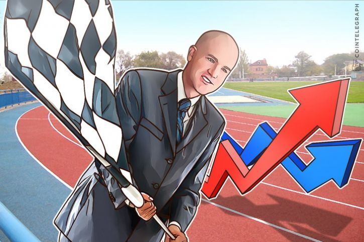 Coinbase Raises $100 Mln to Expand Staff as Bitcoin Has Netscape Moment