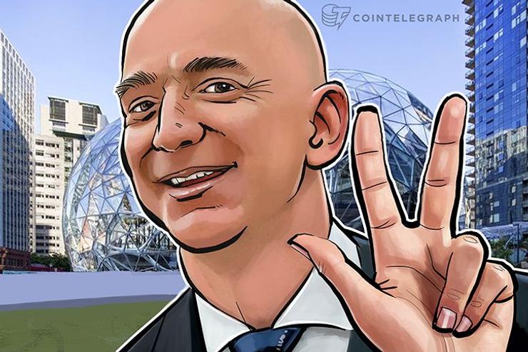 Krenule su spekulacije oko Amazona kupovinom tri kripto domena