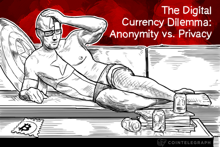 The Digital Currency Dilemma: Anonymity vs. Privacy (Op-Ed)