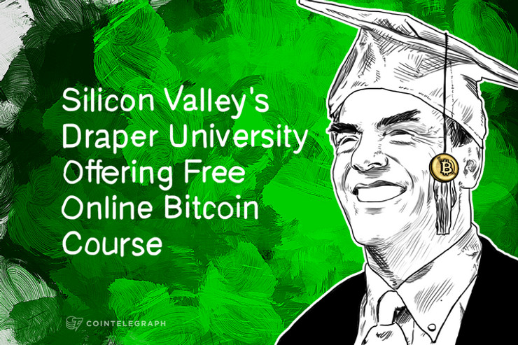 Silicon Valley's Draper University Offering Free Online Bitcoin Course