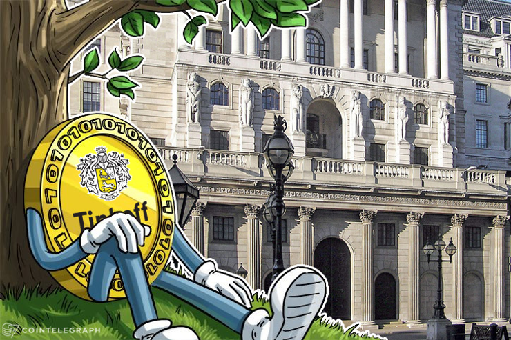 Russia: Tinkoff Bank Is 'Almost Ready' To Issue 'TinCoin' Cryptocurrency