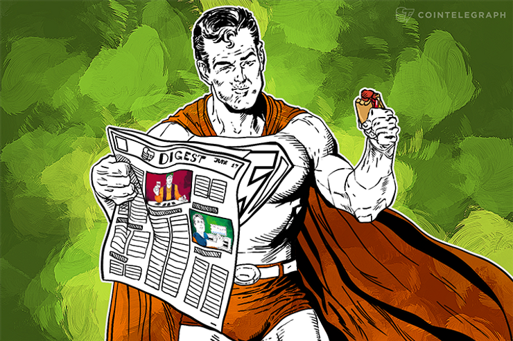 JUN 17 DIGEST: KPCB Launches $4M Investment Fund, Coinbase Announces 'Instant Exchange' Feature