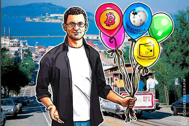 Wikipedia, Art and Social Wallet: Interview with Kyle Kemper