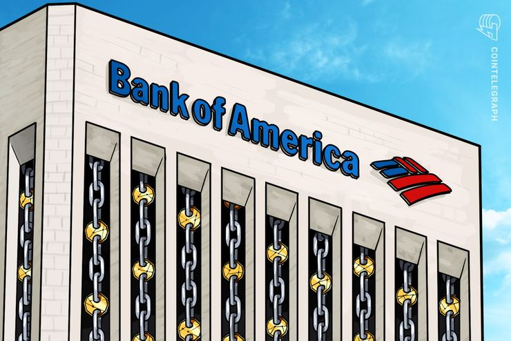 Bank of America Reveals New Blockchain Patent Targeting Cash Handling