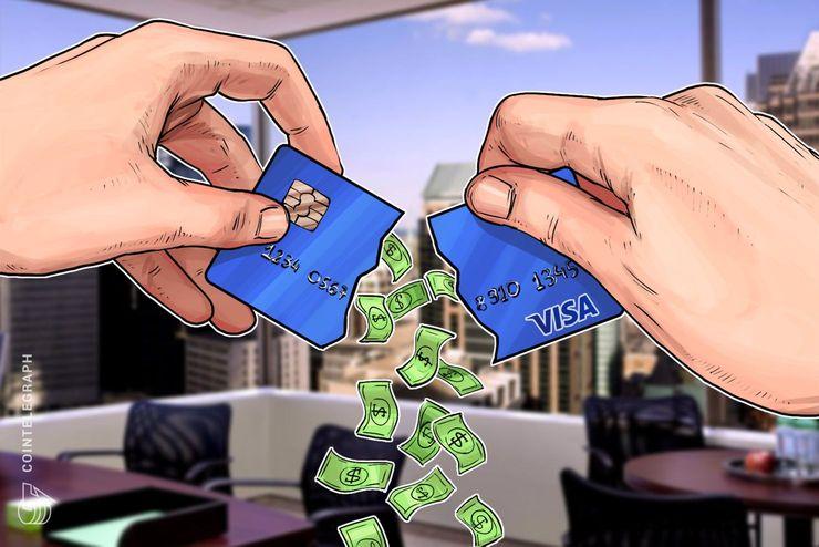 VISAは仮想通貨に対して中立?「軌道修正」に自信満々