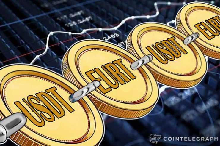 Tether Creates Over 146 Mln New EUR, USD Tokens Based On Ethereum Blockchain