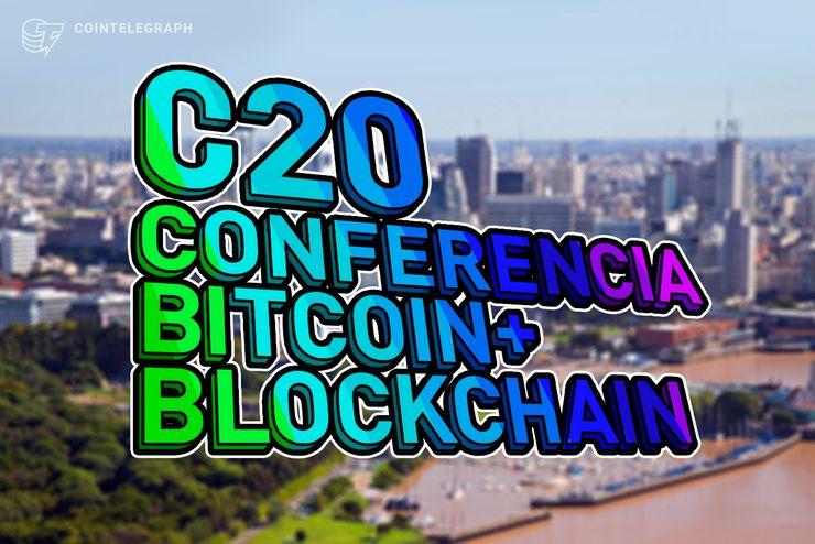 C20: el evento más importante de criptomonedas en español se hará en Buenos Aires