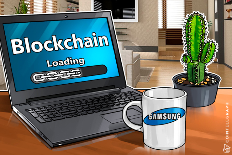 Samsung Wins Public Sector Blockchain Contract For Korean Gov't
