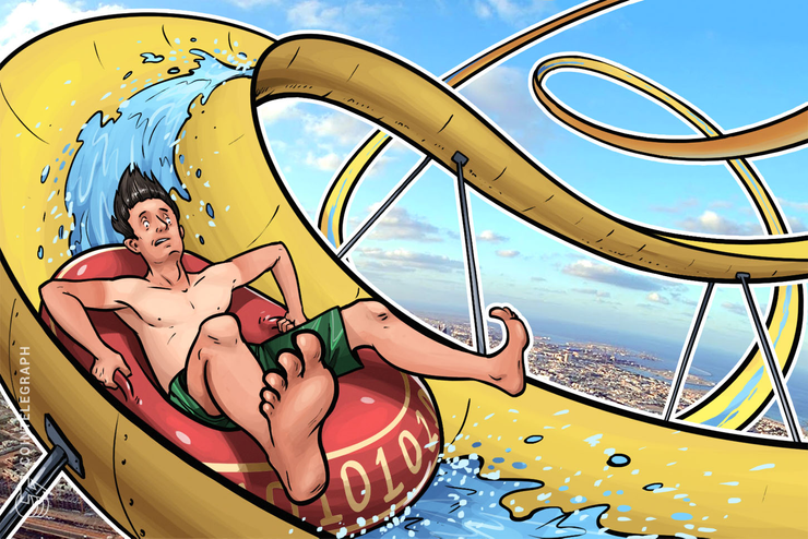 Crypto Markets Take Deep Plunge, Market Cap Back to Monthly Lows